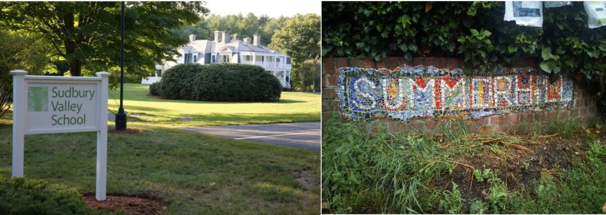 V čem si liší Summerhill od Sudbury škol